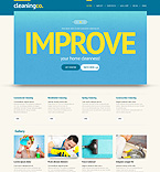 WordPress Template 48343