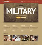 Military WordPress Template 48345