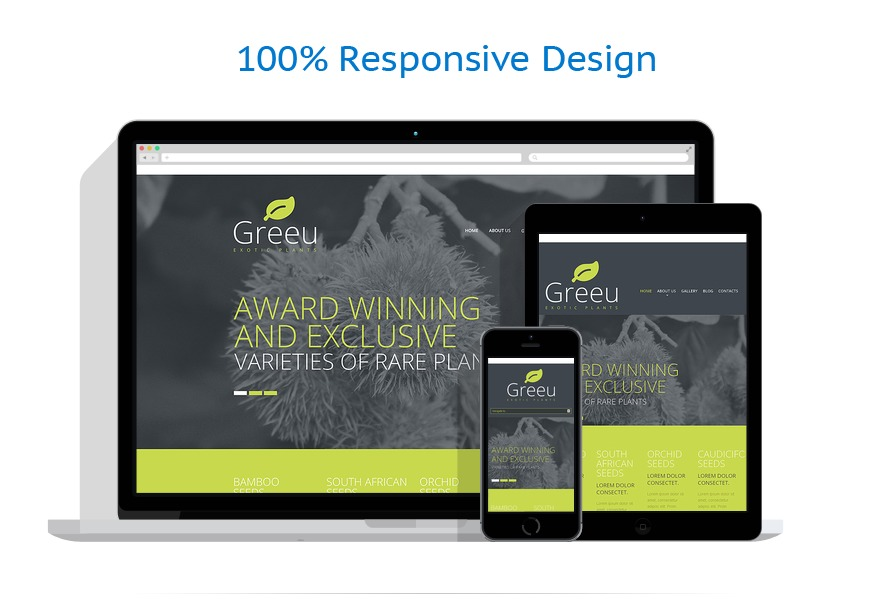 Exterior design website template 48350 for Exterior design website templates