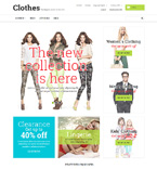 Fashion PrestaShop Template 48358