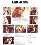 Fashion WordPress Template 48361
