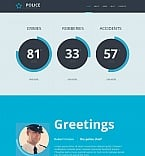 Security Moto CMS HTML  Template 48372