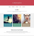 Media Moto CMS HTML  Template 48376
