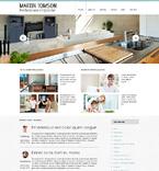 Furniture Website  Template 48394
