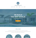 Architecture Website  Template 48396