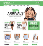 Fashion PrestaShop Template 48398