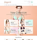 Fashion PrestaShop Template 48399