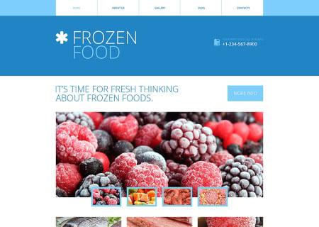 Frozen Food Responsive