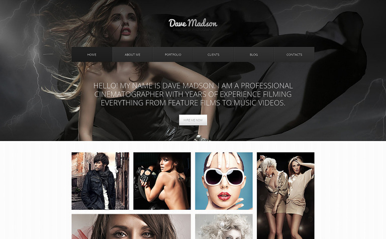 13 Photography Drupal Themes & Templates