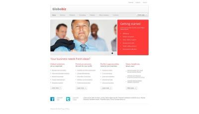 Plantilla Moto CMS HTML #48385 para Sitio de  para Sitio de Sociedades gestoras