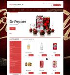 Food & Drink WooCommerce Template 48401
