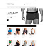Fashion OpenCart  Template 48408