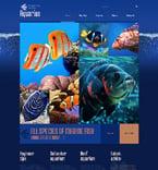 Animals & Pets Website  Template 48417