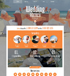 Wedding WordPress Template 48420