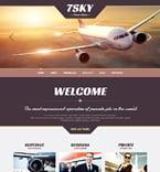Sport WordPress Template 48422