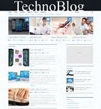 Electronics WordPress Template 48424