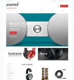 Electronics Jigoshop Template 48428