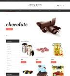 Food & Drink WooCommerce Template 48449