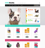 Animals & Pets WooCommerce Template 48451