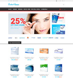 Medical PrestaShop Template 48465