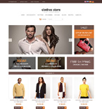 Fashion osCommerce  Template 48467