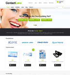 Medical Jigoshop Template 48473