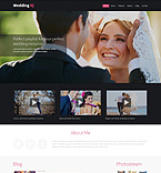 Wedding Drupal  Template 48491