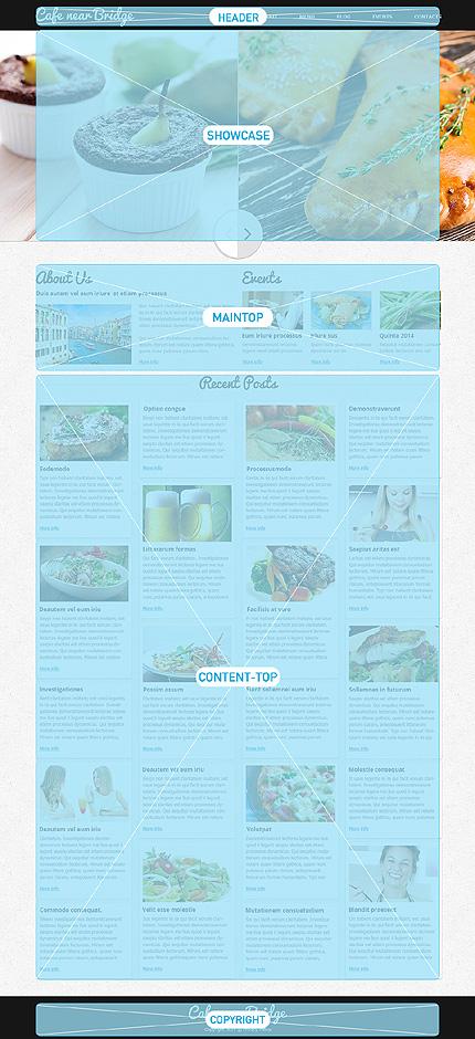 Joomla Theme/Template 48496 Main Page Screenshot