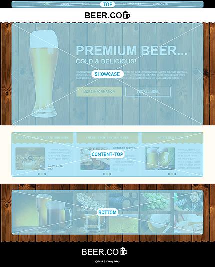 Joomla Theme/Template 48497 Main Page Screenshot