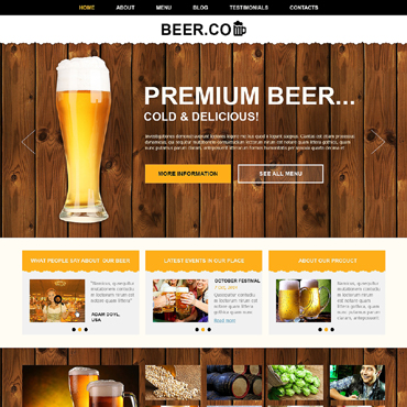 Купить  пофессиональные Joomla шаблоны. Купить шаблон #48497 и создать сайт.