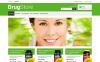 Адаптивний PrestaShop шаблон на тему аптека New Screenshots BIG