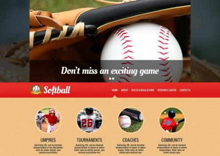 Baseball Responsive