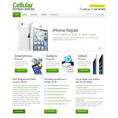 Computer Repair Responsive Website