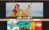 Responsywny szablon Joomla #48439 na temat: kawiarnia New Screenshots BIG