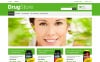 "Tema PrestaShop Responsive #48432 ""Farmacia"" New Screenshots BIG"