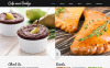 Template Joomla Responsive #48496 per Un Sito di Caffetteria New Screenshots BIG