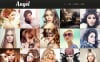 Template Web Bootstrap para Sites de Agencia de Modelo №48498 New Screenshots BIG