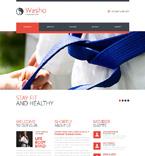 Sport Website  Template 48502