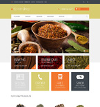 Food & Drink OpenCart  Template 48508