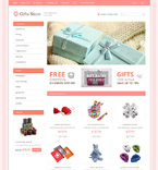 Gifts OpenCart  Template 48509