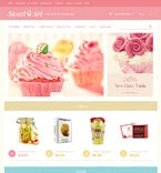 Food & Drink OpenCart  Template 48510
