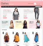 Fashion Magento Template 48514