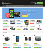 Electronics Magento Template 48517