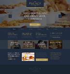 Hotels WordPress Template 48521