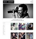 Art & Photography WordPress Template 48522