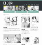 Medical WordPress Template 48524