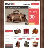 Travel Jigoshop Template 48526