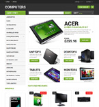 Computers PrestaShop Template 48527