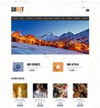 Art & Photography PrestaShop Template 48528