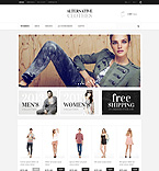 Fashion osCommerce  Template 48536